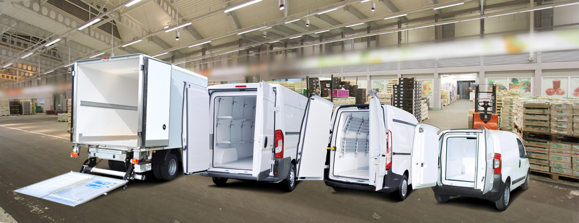 gamme refrigerated vehicles Gruau